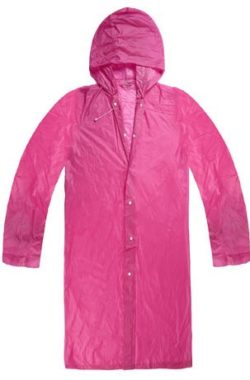 Fashion-ladies-long-raincoat-ladies-pvc-raincoat
